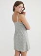 Penti Kadın Mint Yeşili Ditsy Garden Ev Elbisesi PNUHMVT721IY Yeşil